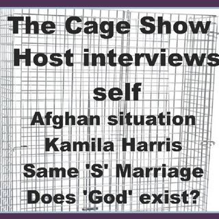 Mock interview about Afghanistan, Kamila Harris, same 's' marriage, god and more!