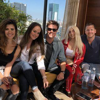 Blake Cooper Griffin, Ava Max & Nikki Leonti
