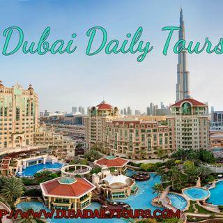 dubai daily trips