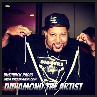 Dj Diamond The Artist MLK Mix on Bushwick Radio 2021