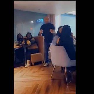 Twerking Gate! Dallas restaurant owner gets mad at women for twerking.