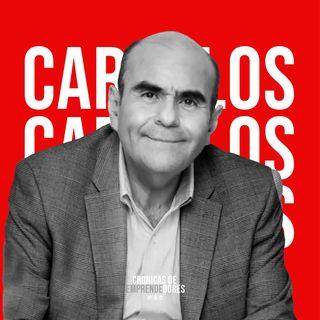 """Encontrando soluciones en las crisis, con Carlos Salinas """"El Bueno"""""""
