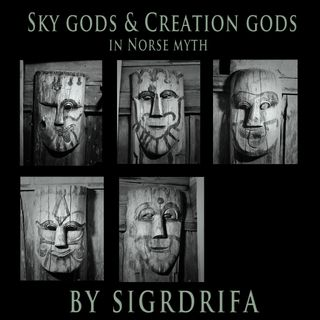 """Sky gods, Creation gods and the Noble warrior"""