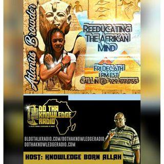 Black Liberation Friday ft. Queen Atlantis Tye Browder