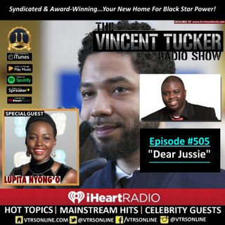 "Ep. #505 feat. Lupita Nyong'o | ""Dear Jussie"" (Podcast Version)"