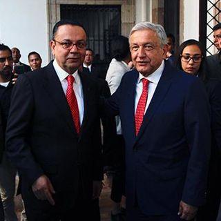 AMLO lamentó renuncia de Germán Martínez al IMSS