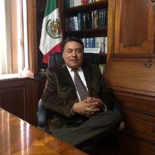 Entrevista Arturo Belmont Abogado, Catedrático Y Rector.