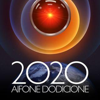 """TechnoPillz """"2020: Aifone Dodicione [trailer]"""""""