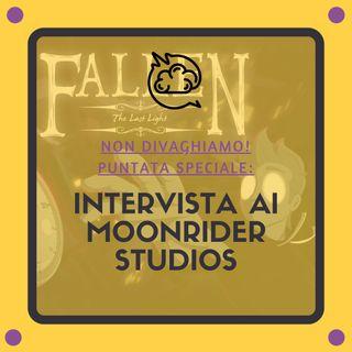 Puntata speciale: intervista ai Moonrider studios