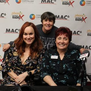 BEST OF HEALTH Jackie Wargo with Call Jackie and Krystal Naegle with Jubilee in the Desert