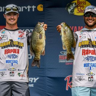 Adrian College wins first ever Bassmaster National College Championship - Bass Cast Radio