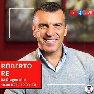 Roberto Re, il N.1 dei mentor coach in Italia - Covid-19: Come gestire le nostre emozioni secondo