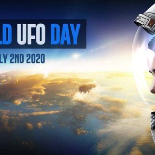 UFO Buster Radio News – 391: World UFO Day