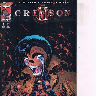 "Unspoken Issues #24 - ""Crimson"" #1"