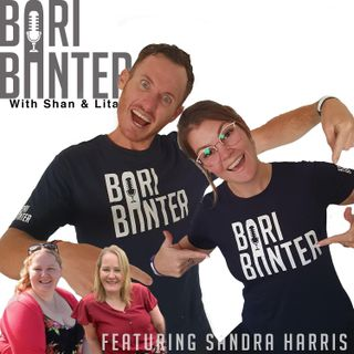 BARI BANTER #12- Sandra Harris