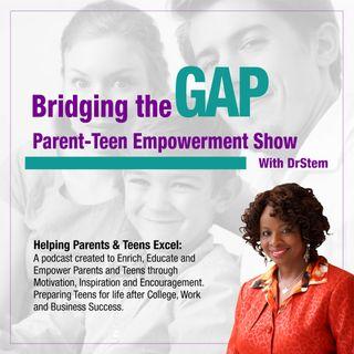 Bridging The Gap -Parent Teen Podcast Intro
