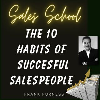 The 10 Habits of Succesful Salespeople