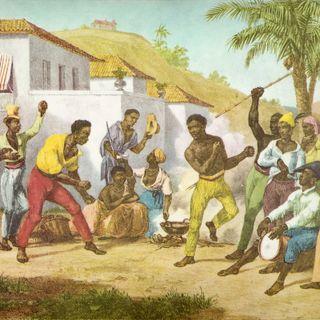 Orishas, Candomblé y ¡Samba!