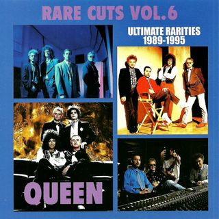 ESPECIAL QUEEN RARE CUTS VOL6 JAPAN 2012 #Queen #RareCuts #classicrock #rocknroll #stayhome #batman #mulan #ps5 #theboys #hbomax #mars2020
