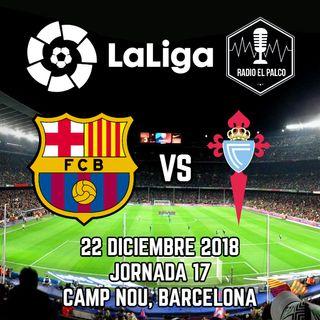 Barcelona vs RC Celta en VIVO