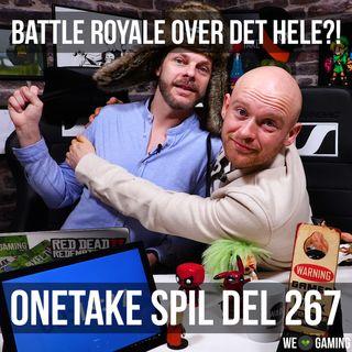 OneTake Spil - del 267