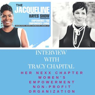 "The Jacqueline Hayes Show featuring ""Tracy Chapital"""