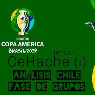 Episodio 3 - Análisis Chile #CopaAmerica Fase Grupo