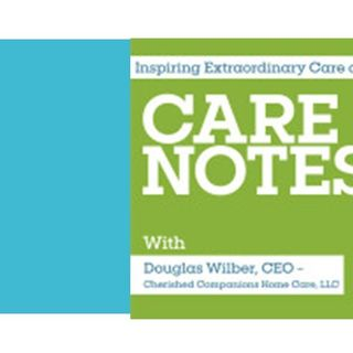Care Notes from Cherished Companions - Doug Wilber & Molly Patel 12_22_20