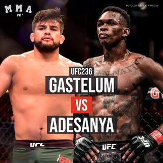Breaking Interim UFC Middleweight TitleFight Between Kelvin Gastelum And Israel Adesanya At UFC 236 Will Happen!