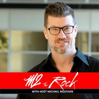 Ashley Berges shares how to live a balanced life in sobriety with M2 The Rock (4.24.19)