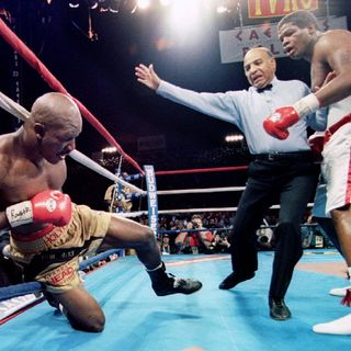 Old Time Boxing Show:The Career of Riddick Bowe