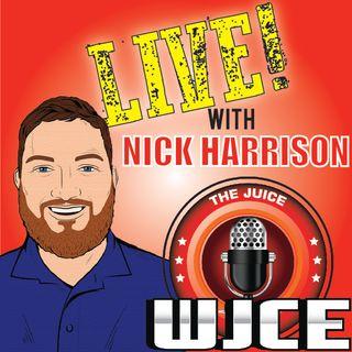 Episode 34: WJCE - The Juice LIVE Show - 12/13/2017