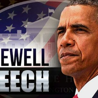 "#55 Obama's Farewell Speech ""BREAK DOWN"""