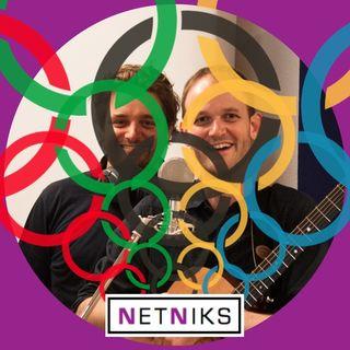 """NetNiks Olympics 1 - """"Ik ken een olympisch kampioen"""""""