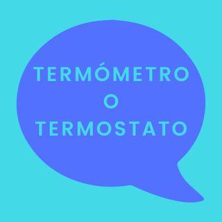 02. Termómetro o Termostato