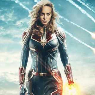 Captain Marvel Speculation