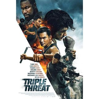 25 - Triple Threat Review