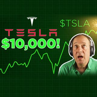 23. $TSLA - Tesla Stock Will Hit $10,000 | Warren Redlich