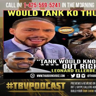 """☎️Mayweather CEO🤩""""[Gervonta]Tank Would Knock Him [Thurman]The F*** Out Right Now""""❗️😱"""