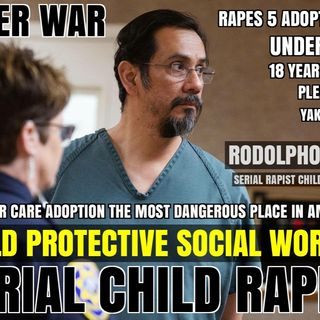 BREAKING NEWS MAY 8, 2018 Social Worker investigator pleads guilty raping 5 adopted girls
