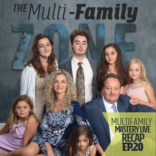 MFZ - Multifamily Mastery Live Recap