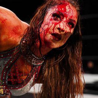 📢🎤 Episodio 17 - Britt Baker y Thunder Rosa se robaron el show. MJF y una promo increíble. #WWENXT forma su cartelera.