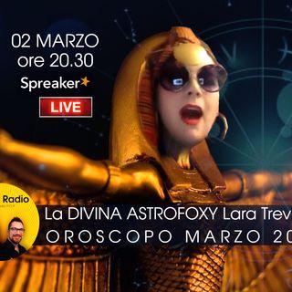 ASTROFOXY #OROSCOPO di Marzo