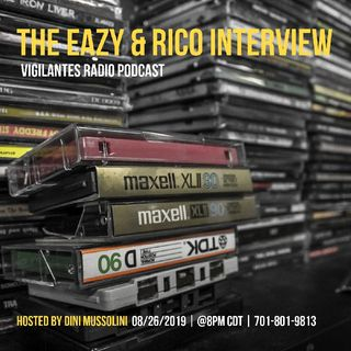 The Eazy and Rico Interview.