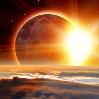 Ritual para quitarte las malas vibras con ayuda del eclipse