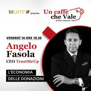 Angelo Fasola: L'economia delle donazioni