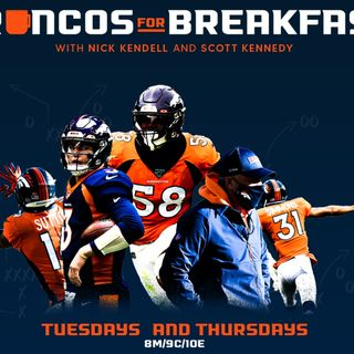 BFB #013: Tim Tebow Gets Another Shot in Jacksonville