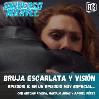 Bruja Escarlata y Visión - Episodio 5 - En un Episodio muy Especial...