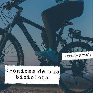 Viajar en bicicleta, con @CronicasdeunaBicicleta - Deporte y viaje #4