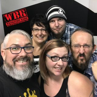 WBR #299 - Live From Pittsburgh, with Poopsie and Schmoopsie.
